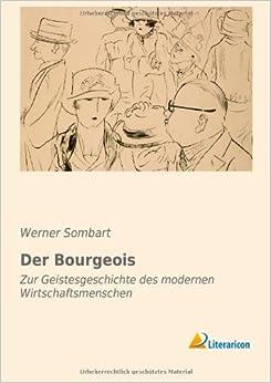 Book Der Bourgeois