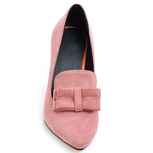 Pink Zanpa Femmes Mode Talon Escarpins nYYPZFgwq