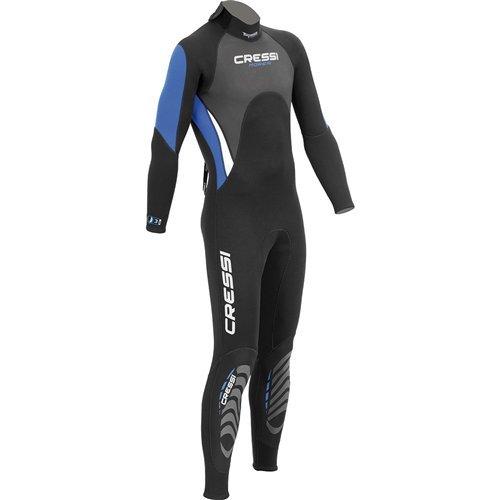 Men's Ultraspan Scuba Diving Wetsuit | Morea Man designed by Cressi: quality since 1946