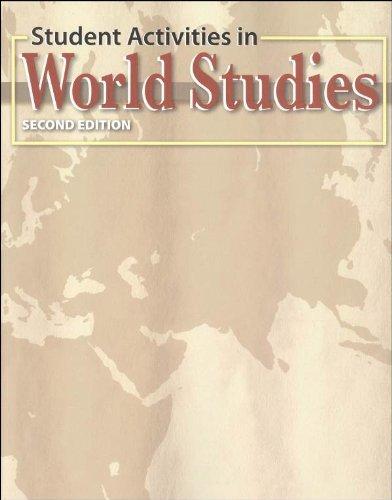 Read Online World Studies: Student Activities pdf epub