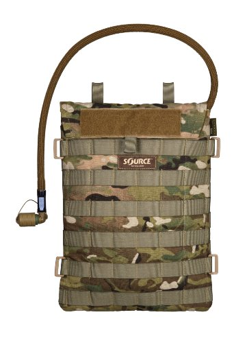 Source Tactical Ultra Slim Razor Advance Mobility 3-Liter Hydration Pack (Multicam) ()