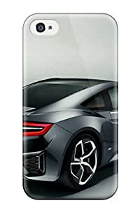 Hot MqxnmxV5932gDyfd Case Cover Protector For Iphone 4/4s- Acura Honda Nsx Concept Ii