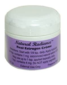 Natural Radiance Estrogen Cream Reviews
