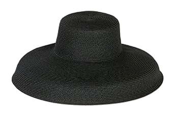 Sun Protection Hat - Chloe Derby Sun Hat (Black)