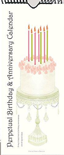 (PP102 Perpetual Birthday Calendar with Hangar)