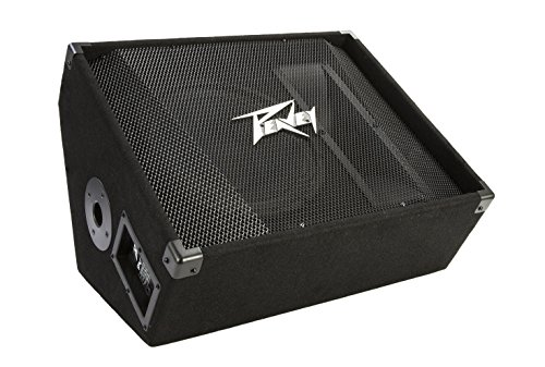 - Peavey PV12M Powered Floor / Stage Monitor, 12