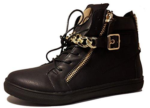 Desert Femme noir W Hohenlimburg 3 Boots or 4BFWq