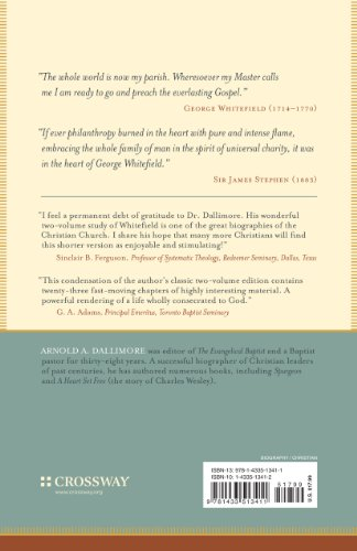 George Whitefield: God's Anointed Servant in the Great Revival of the Eighteenth Century