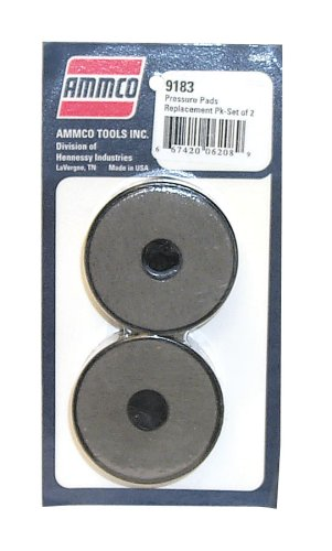 (Ammco 9183 Replacement Silencer Pads - Set of)