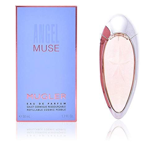 THIERRY MUGLER Angel Muse Eau de Parfum for Women, 1.7 Ounce
