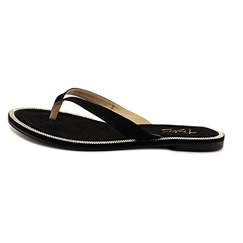 Sandal Thalia Toe Sodi Open Thong Synthetic Black Beda q6zwUqA