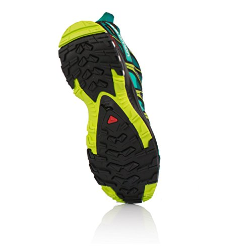 Deep Salomon Lake XX Black Femme 3D Trail Lime Bleu de GTX Bleu Chaussures 000 Green Pro XA P1pwPR