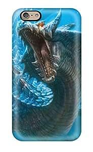 Iphone 6 plus TJD1056 plus9PjbO Allow Personal Design HD Monster Hunter Series Shockproof Hard Phone Cover -JamieBratt