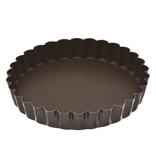 Browne Foodservice (80293480) 5-Inch Non-Stick Fluted Quiche Pan 80 293480