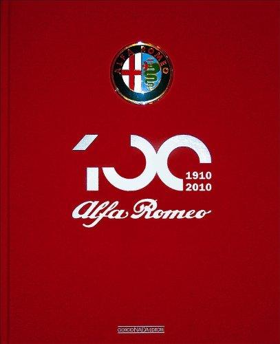 Alfa Romeo Centenary Book 1910-2010 - 41 D6BaeWiL - Alfa Romeo Centenary Book 1910-2010