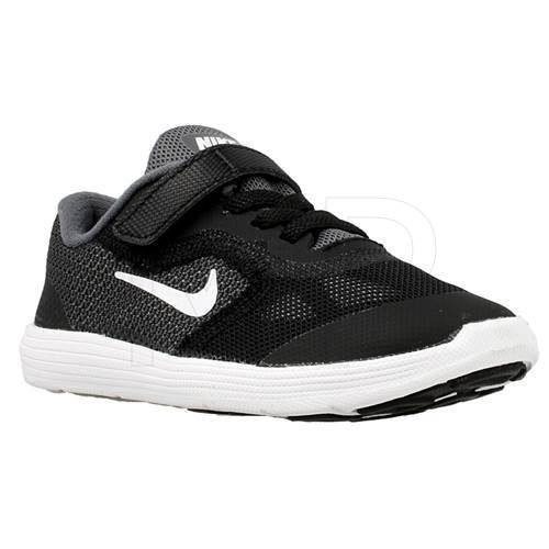 0907db1790 Galleon - NIKE Boy's Revolution 3 (TDV) Athletic Shoe, Dark Grey/White-Black-Pure  Platinum, 9 M US Toddler