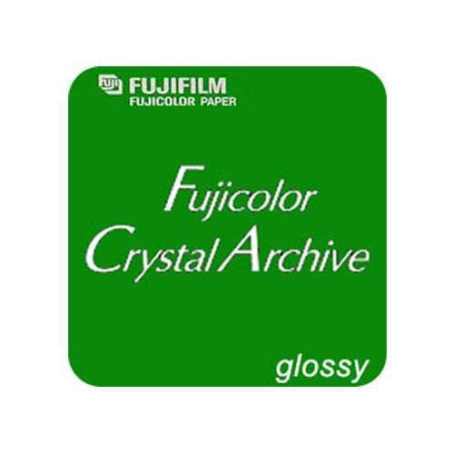 Fujifilm Fujicolor Crystal Archive Super Type II Color Enlarging Paper - 16x20''-50 Sheets - Glossy Surface.