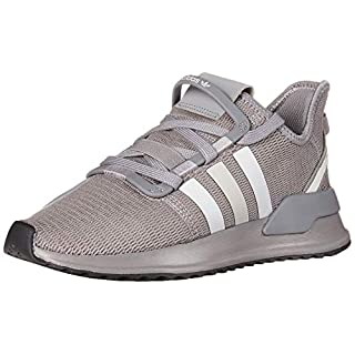 adidas Originals Men's U_Path Run Sneaker, Grey/Grey/Metal Grey, 6.5