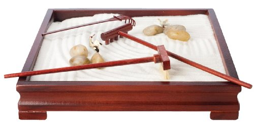 tabletop zen garden kit - 6