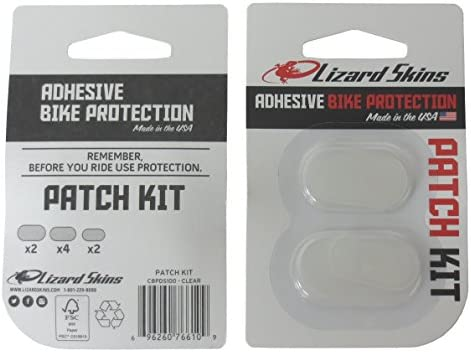 Vinyl Cycle Cable Rub Frame Protector Patches Sticker Bicycle Paint Protection