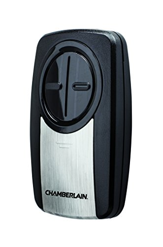Chamberlain KLIK3U-SS 2-Button Garage Door Opener Remote with Visor Clip, Silver by Chamberlain (Image #5)