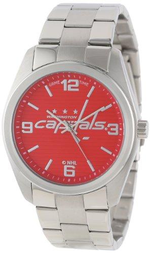 Gametime Stainless Steel Pocket Watch - 4