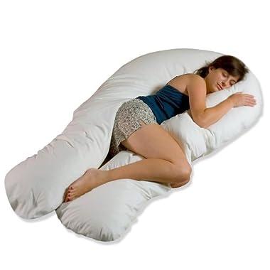 Moonlight Slumber Comfort-U Total Body Support Pillow (Full Size)