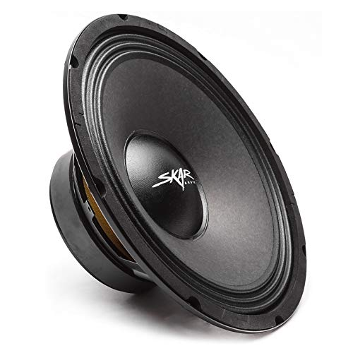 "Skar Audio FSX10-4 10"" 400 Watt 4 Ohm Pro Audio Midrange Loudspeaker, Each"