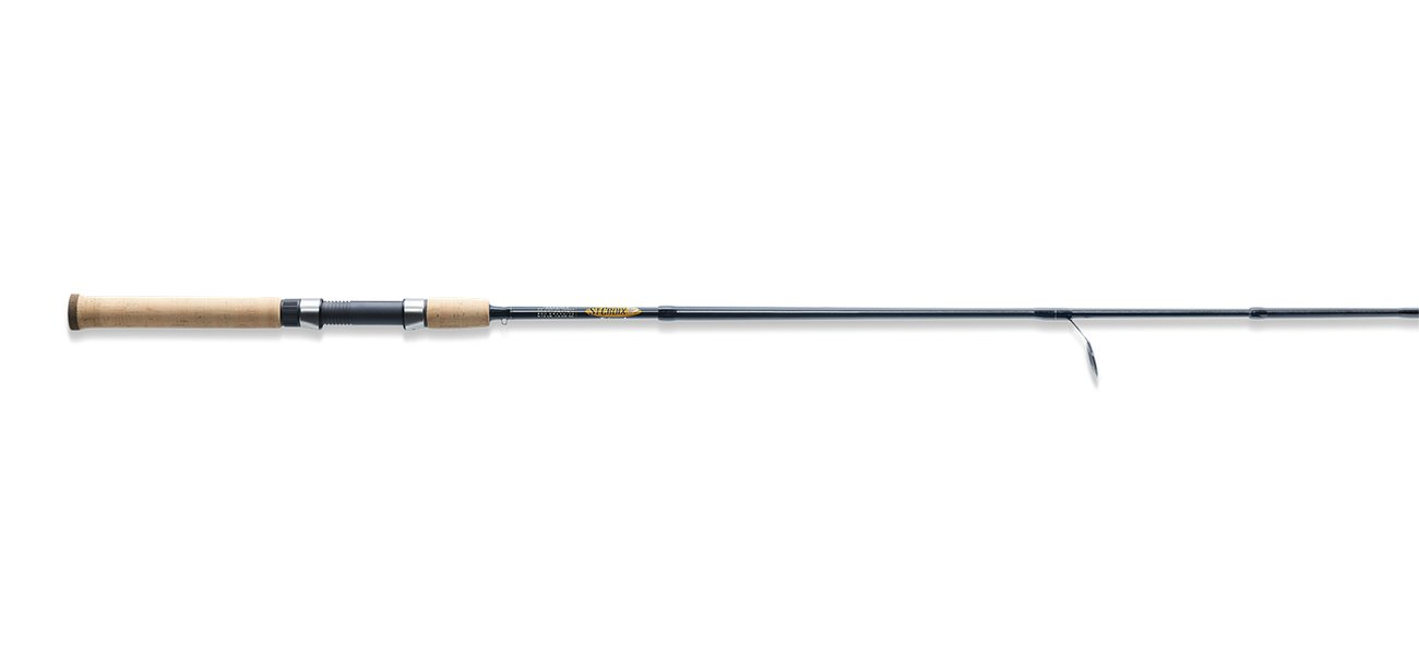 St Croix Triumph Travel Spinning Rods