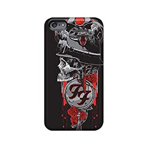 Protective Hard Cell-phone Case For Apple Iphone 6plus (NdP1895rkNQ) Custom Realistic Foo Fighters Skin