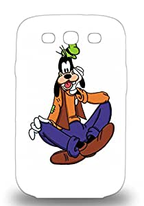 Galaxy S3 Disney Goofy Mickey S Revue Lovely Tpu Silicone Gel 3D PC Case Cover. Fits Galaxy S3 ( Custom Picture iPhone 6, iPhone 6 PLUS, iPhone 5, iPhone 5S, iPhone 5C, iPhone 4, iPhone 4S,Galaxy S6,Galaxy S5,Galaxy S4,Galaxy S3,Note 3,iPad Mini-Mini 2,iPad Air )
