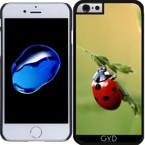 Coque pour Iphone 6 Plus (5,5'') - Coccinelle Coccinelle Animaux Insectes by WonderfulDreamPicture