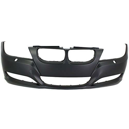 Front BUMPER COVER Primed for 2009-2012 ()