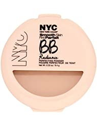N.Y.C. New York Color BB Radiance Perfecting Powder, Naturally Beige, 0.33 Ounce