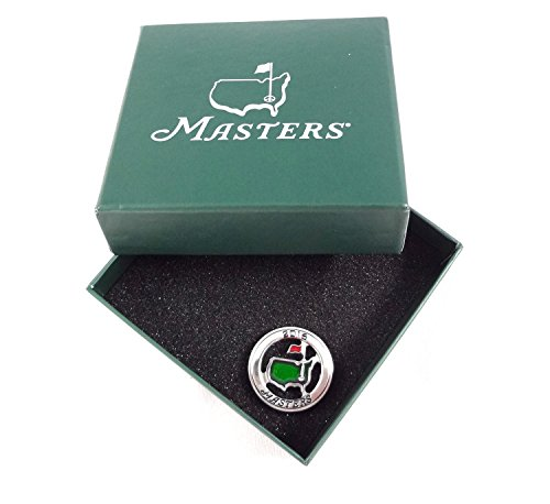 RARE Scotty Cameron 2016 Masters Augusta National Hand Crafted Golf Ball Marker by Masters (Image #1)