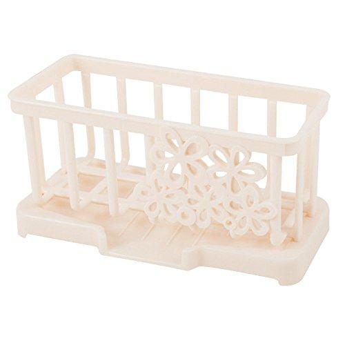 OLIVE US-Sink Storage Basket Creative Dishwashing Sponge Drain Shelf Holder Racks - Northwood Stores Mall