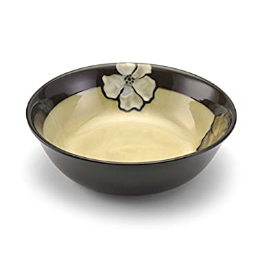 Pfaltzgraff Painted Poppies 12-inch Serving Bowl