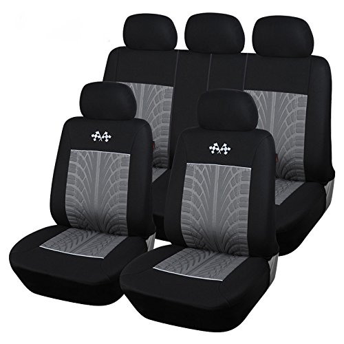 brown suv lincoln seat covers - 5