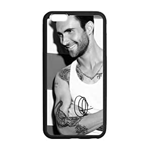 Adam Levine Solid Rubber Customized Cover Case for iPhone 6 plus 5.5
