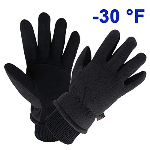 OZERO Winter Gloves Water