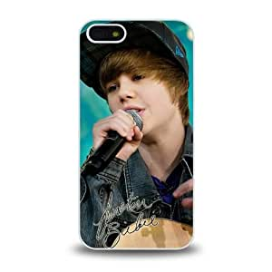 iPhone 5 5S case protective skin cover with Pop Star Justin Bieber JB cool design 11