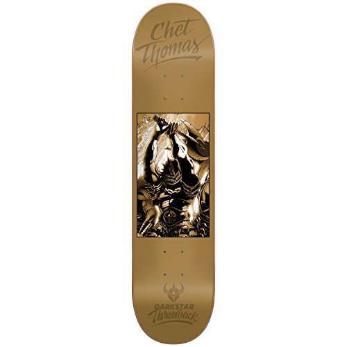 DARKSTAR Throwback Impact Light Deck, Chet Thomas, Size - Decks Darkstar