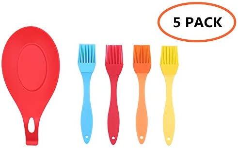 Silicone Barbecue Grilling Marinating Resistant