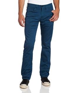 Levi's Men's 511 Slim Fit Line 8 Twill Pant, Legion Blue, 33x30 (B00CTLXWRQ) | Amazon price tracker / tracking, Amazon price history charts, Amazon price watches, Amazon price drop alerts