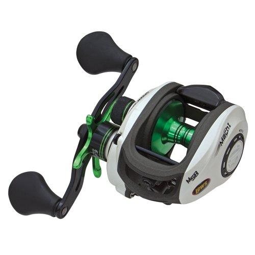 LEW'S FISHING Mach 1 Speed Spool Series Reel, Fishing Gear, Fishing Reel, Baitcasting Reel, MH1SH