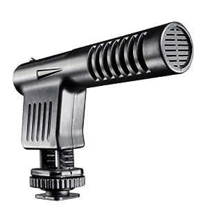 Walimex Pro - Micrófono direccional para DLSR (18765)