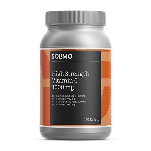 Amazon-Brand-Solimo-High-Strength-Vitamin-C-1000-mg-with-Citrus-Bioflavonoids-Food-Supplement-180-Tablets