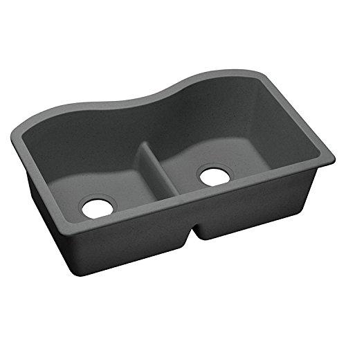 Beige Double Bowl Faucet - 6