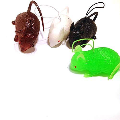 Hemore Jouet éducatif Petite Souris Jouet Halloween Cadeau Noir Noir Noir 1 Paquet Décoration d'halloween Fête Noël   Magasiner  8acadb