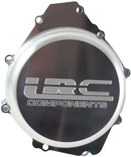 Yana Shiki A2888LRC Silver Billet Solid Engraved with LRC Stator Cover for Yamaha YZF-R1